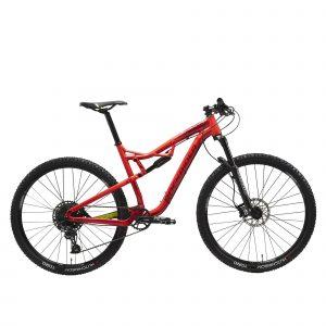 "Rockrider MTB XC 100 Suspension 29"" SRAM NX EAGLE 1x12-speed mountainbike"