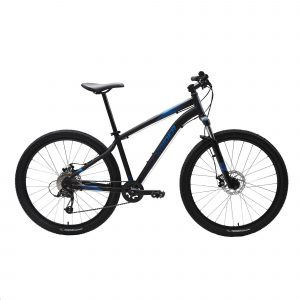 "Rockrider Mountainbike ST 120 27.5"" 1x9 speed rockrider/microshift"