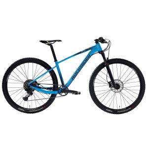"Rockrider Cross country mountainbike XC 500 29"" EAGLE lichtblauw"