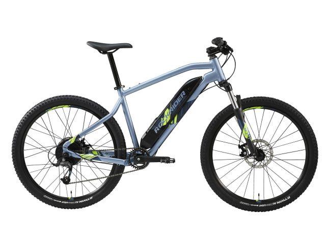 """Elektrische mountainbike e-st 100 blauw 27.5"""""""