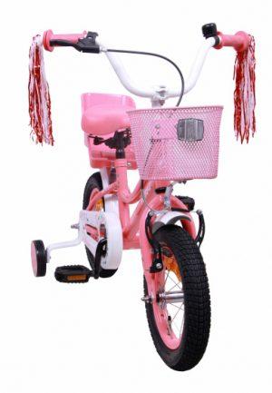 AMIGO Magic 12 Inch 21 cm Meisjes Terugtraprem Roze